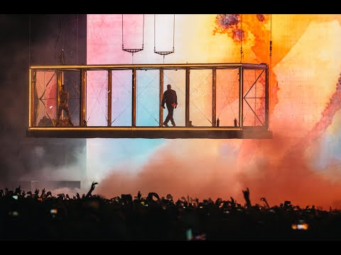 Kids See Ghosts Setlist From Camp Flog Gnaw 2018