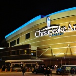 chesapeake energy arena guide