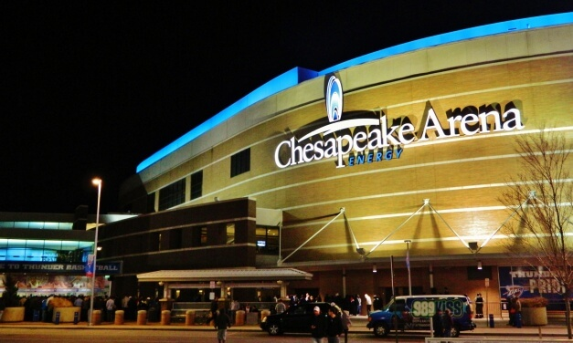 Chesapeake Energy Arena Guide: Amenities, Attractions, Parking