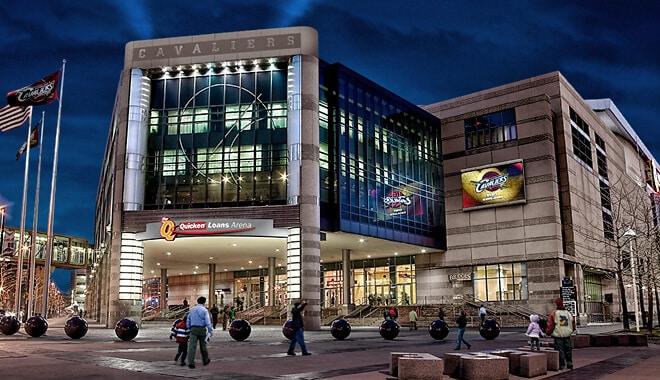 Quicken Loans Arena Guide: Amenities, Attractions, Parking