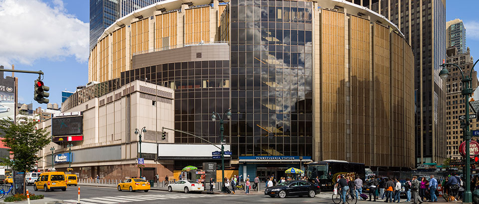 Madison Square Garden Arena Guide Amenities Attractions