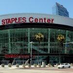 staples center arena guide