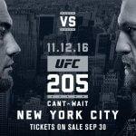 UFC 205 Event Guide: Venue, Tickets, Fight Card