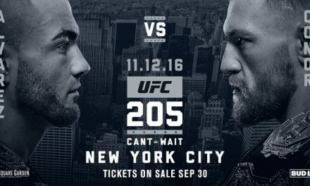 UFC 205 Event Guide: Venue, Tickets, Fight Card