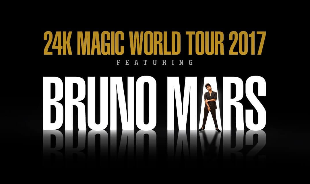 Bruno Mars 24K Magic Tour Guide: Setlist, Tickets, Merchandise