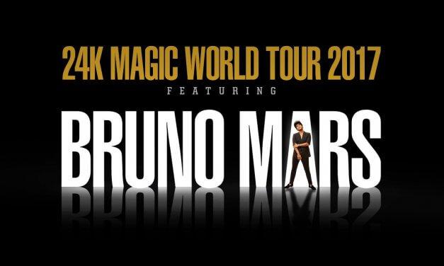 Bruno Mars 24K Magic Tour Guide: Setlist, Tickets, Merchandise