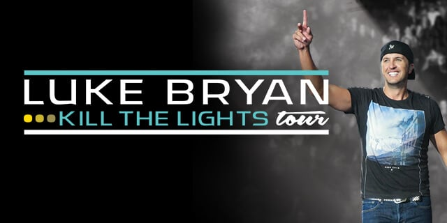 Luke Bryan Kill the Lights Tour Guide: Setlist, Merchandise, Tour Dates