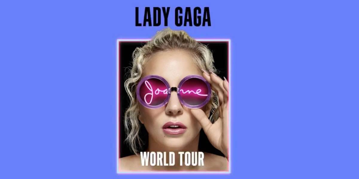 Image result for gaga joanne tour