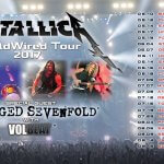Metallica Worldwired Tour Guide: Setlist, Tickets, Merchandise