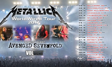 Metallica Worldwired Tour Guide: Setlist, Tickets, Merchandise