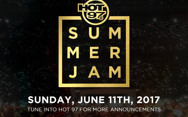 2017 Summer Jam Stadium Lineup