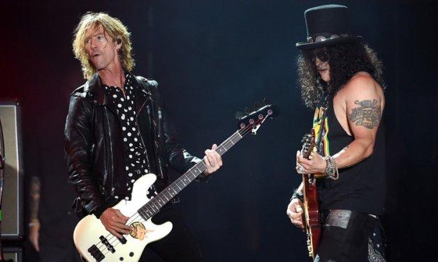 Guns N' Roses Not in This Lifetime Setlist (Tour)