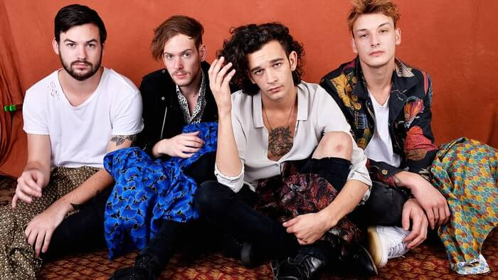 The 1975 Tour Setlist; North American 2017 Tour