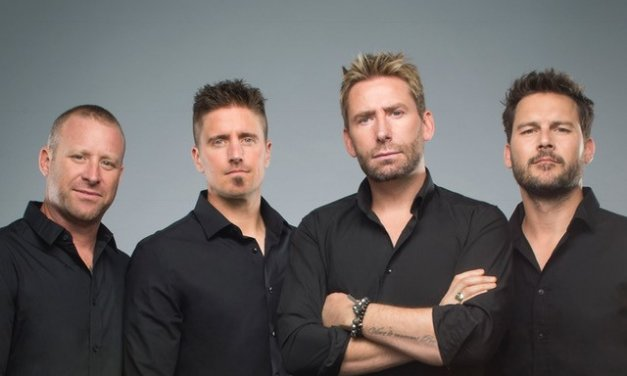 Nickelback Feed the Machine Tour Guide