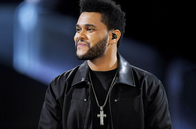 Legend of the Fall Tour Setlist By The Weeknd