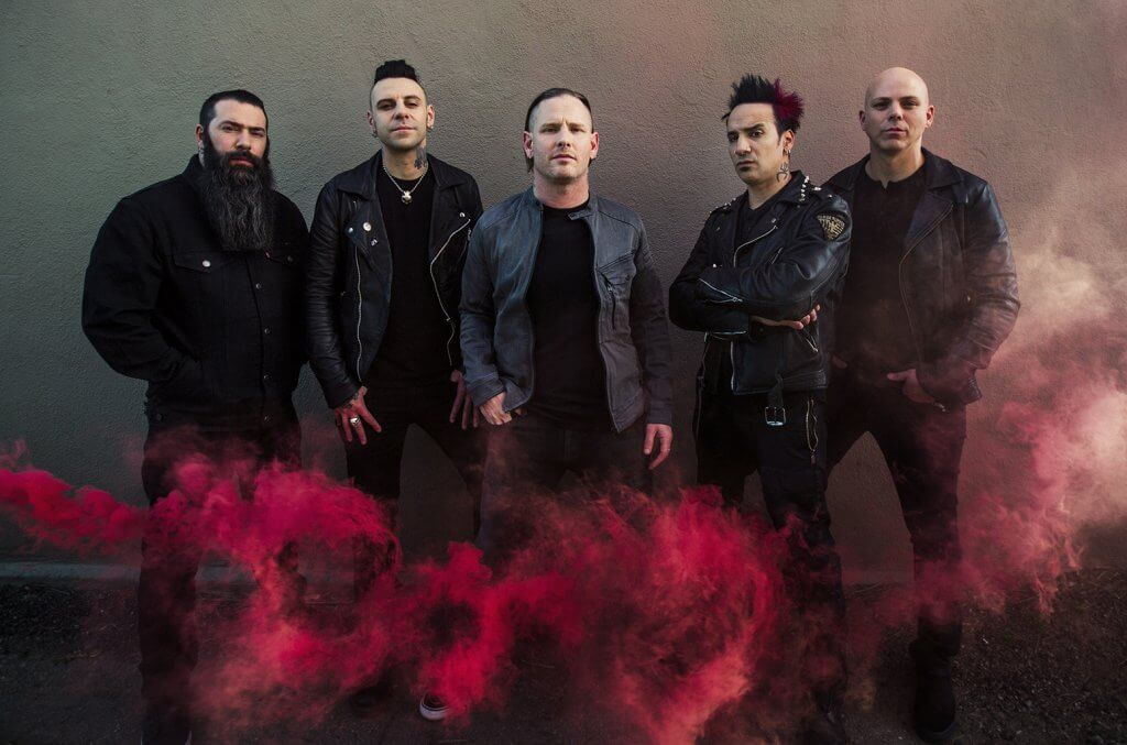 Stone Sour & Halestorm Tour Guide