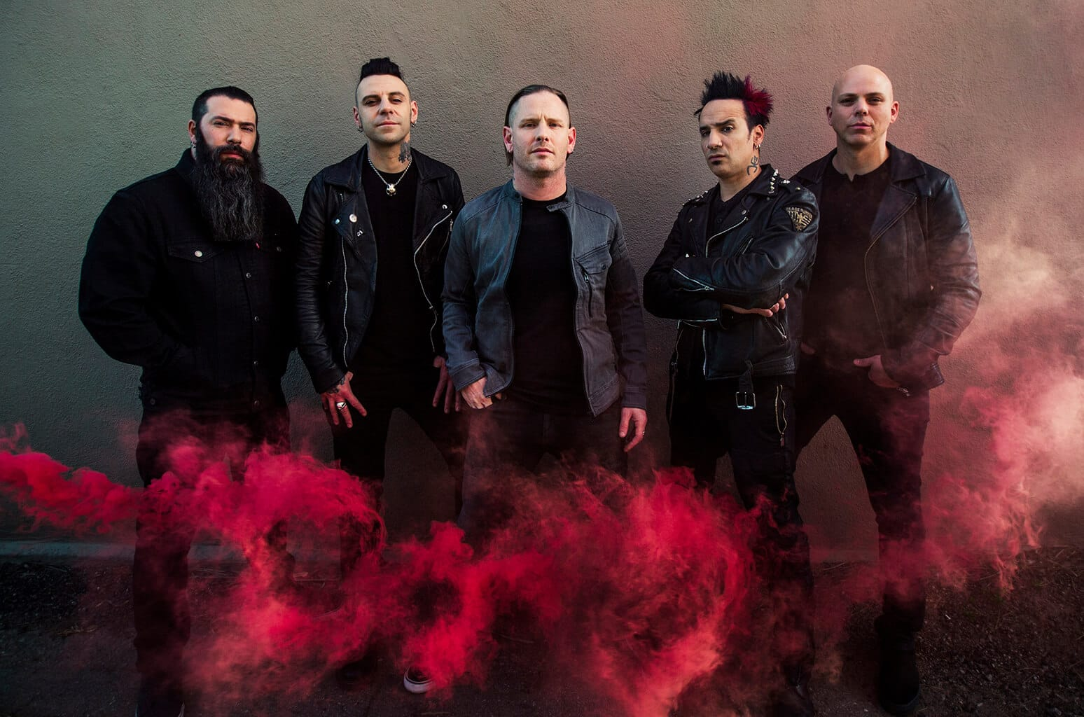 stone sour tour guide