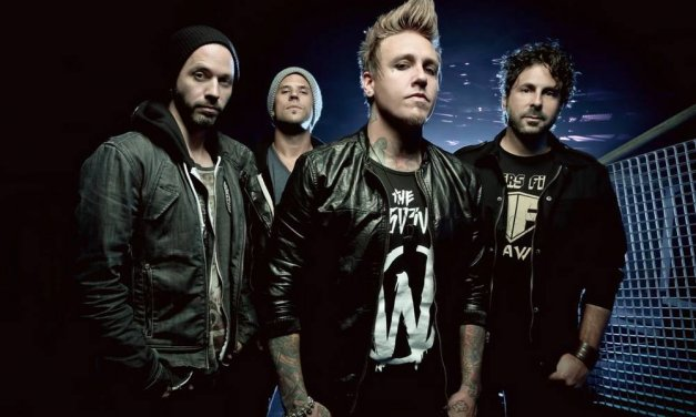 Papa Roach Crooked Teeth Tour Guide 2018