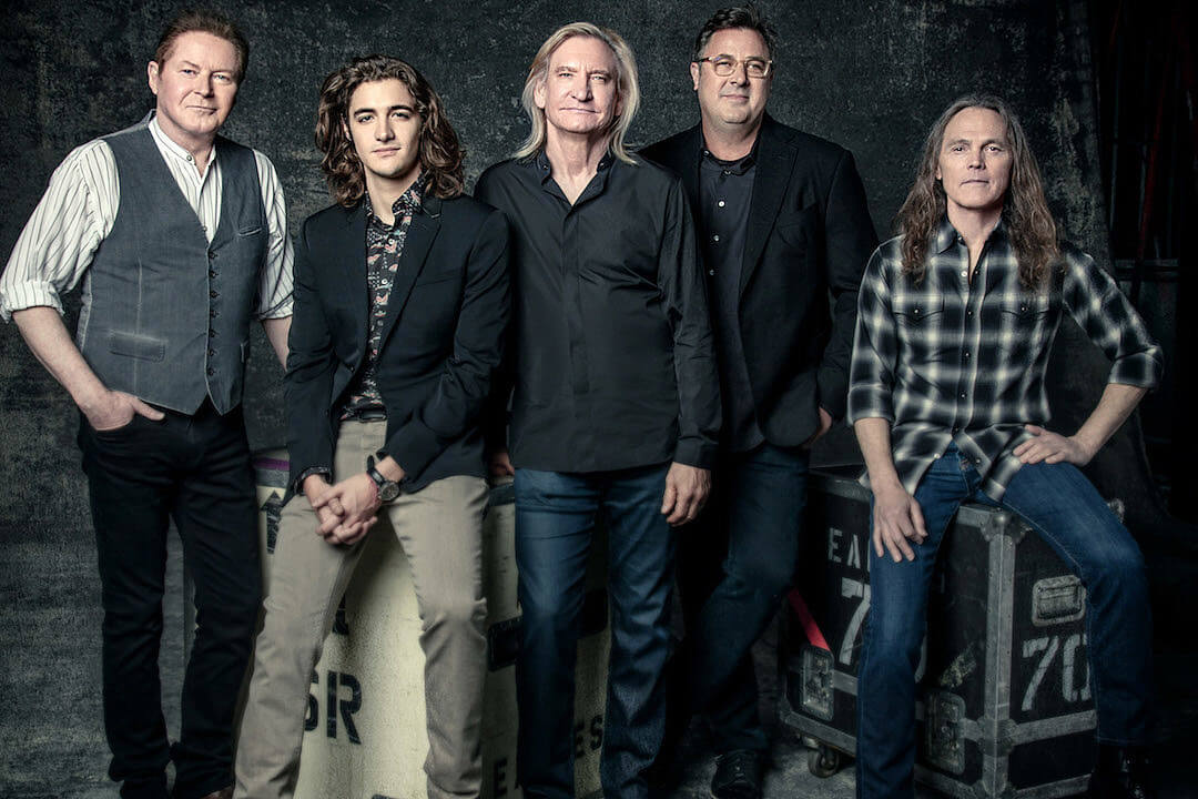 the eagles 2018 tour guide