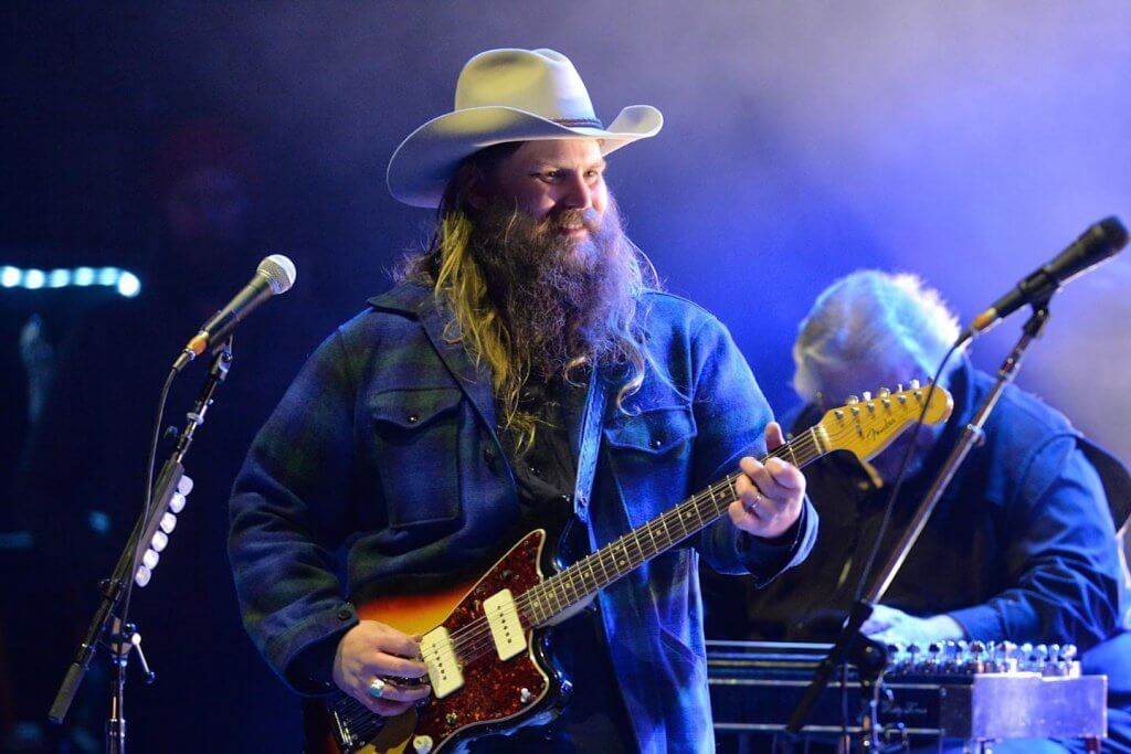Chris Stapleton All-American Road Show Tour Guide