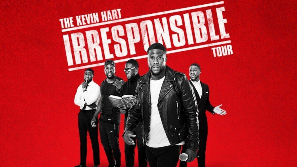 Kevin Hart Irresponsible Tour Guide: Tickets, Dates