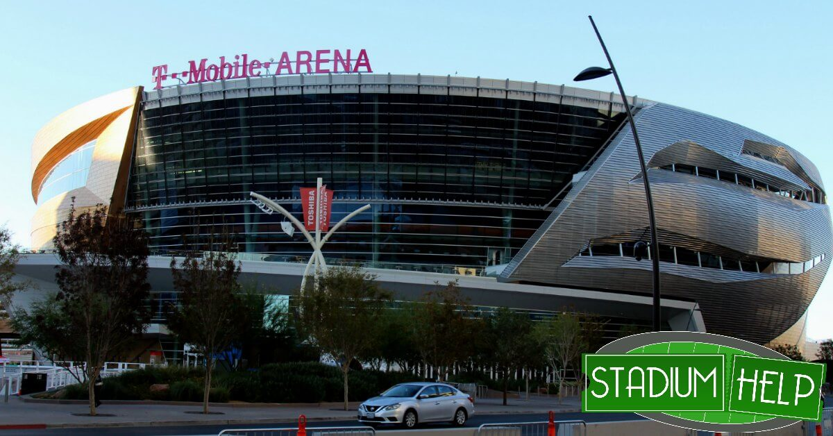 5 Reasons T-mobile Arena in Las Vegas is a Premier Concert Venue