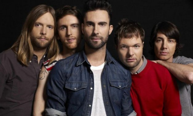 Maroon 5 Red Pill Blues Tour Guide: Setlist