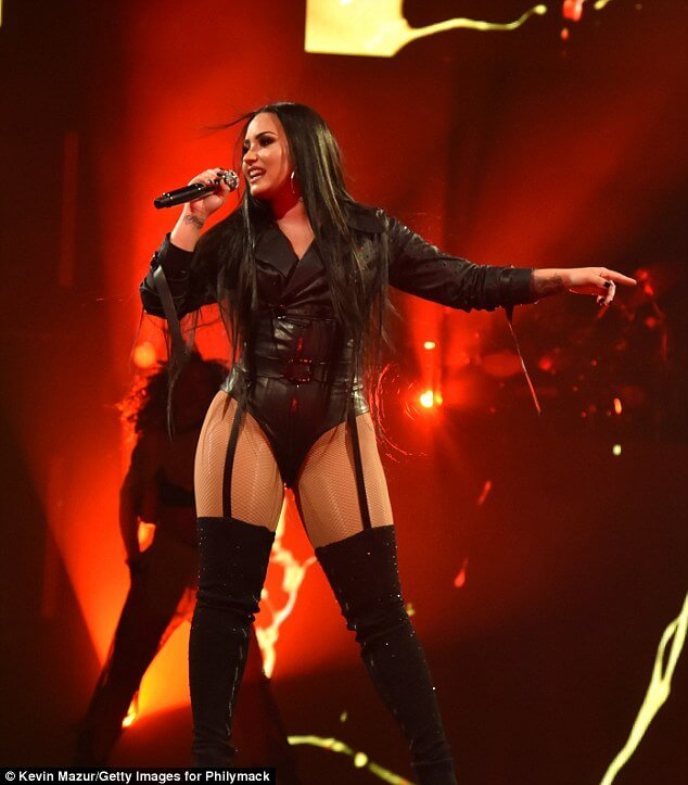 tell me you love me tour