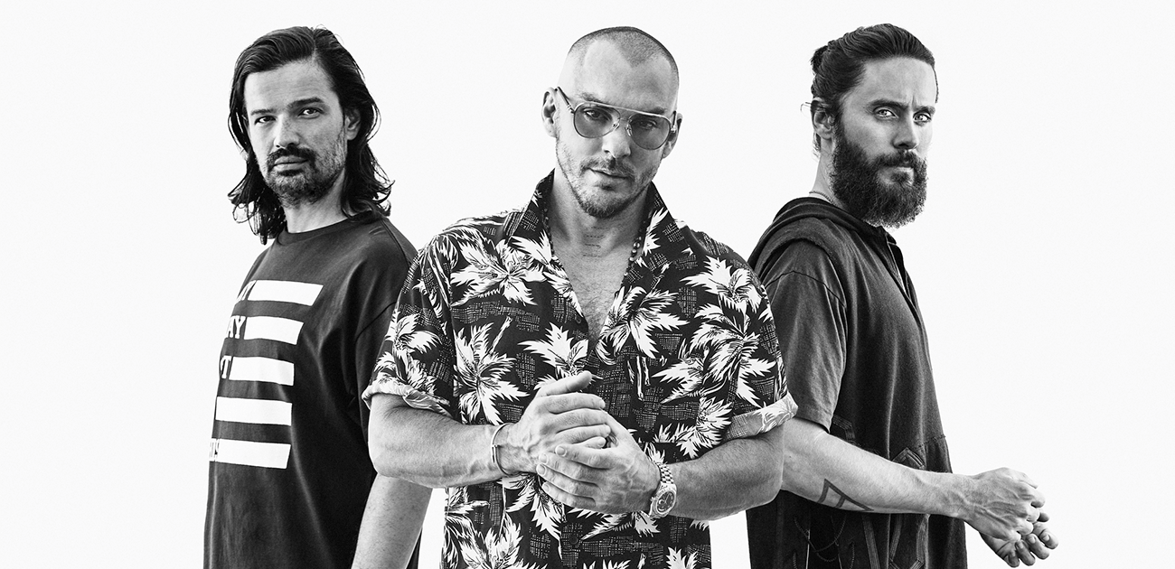 Thirty Seconds To Mars Setlist  Tickets  Guide  Monolith Tour