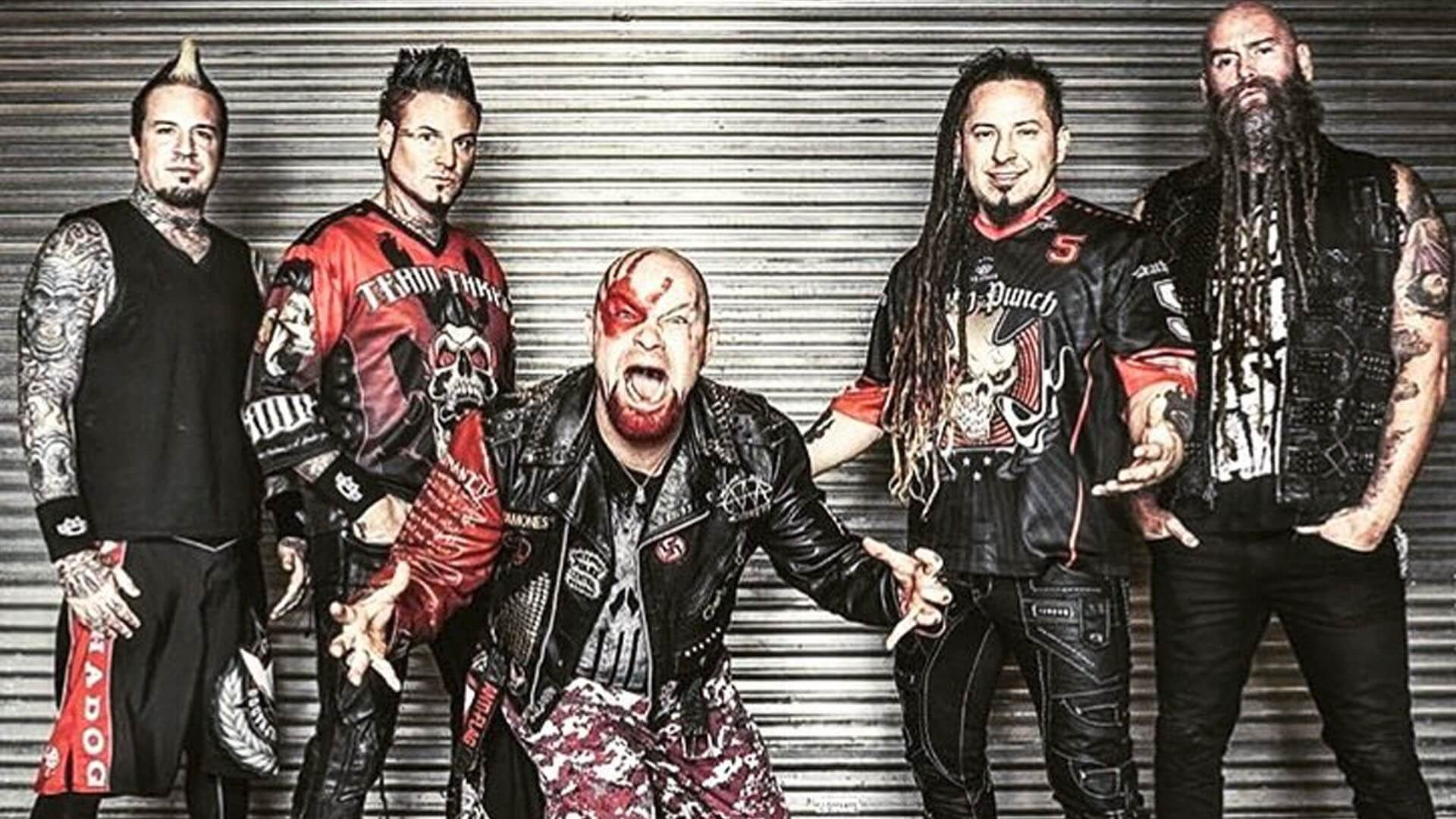 five finger death punch 2018 tour