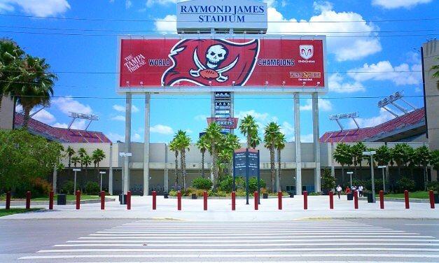 5 Best Hotels Located Near Raymond James Stadium