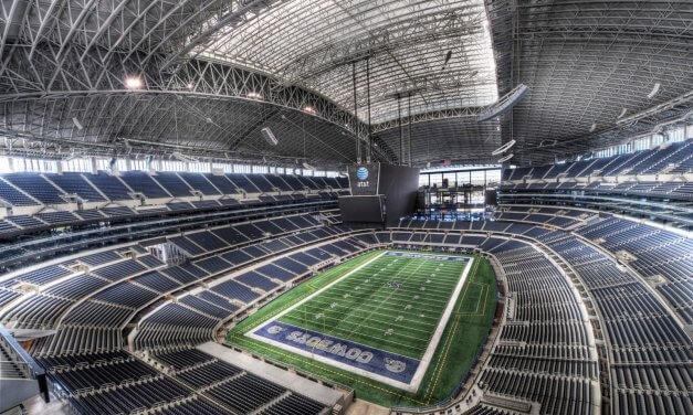 ATT Stadium: 7 Concession Stands with Great Food Inside Cowboys Stadium