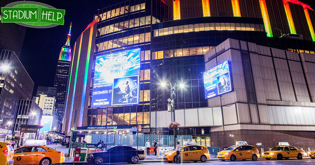 Madison Square Garden Section 109 Garden Ftempo