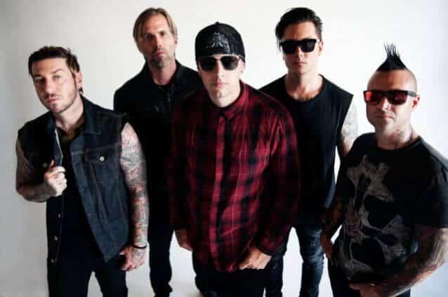 avenged sevenfold tour