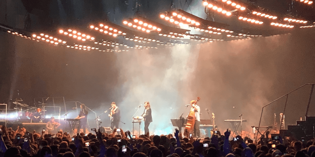 Mumford And Sons Tour Guide Delta Setlist Presale Code Tickets