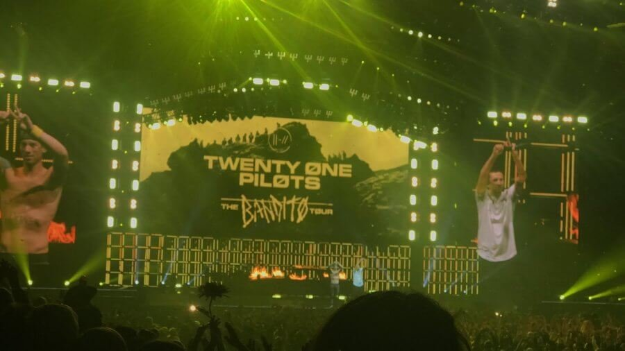Twenty One Tour Presale Code & Guide - Banditos Setlist
